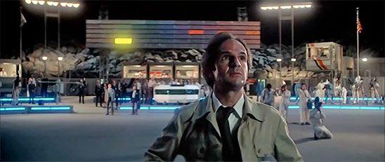 Rencontres du troisième type (1977) de Steven Spielberg | L'Oeil ...