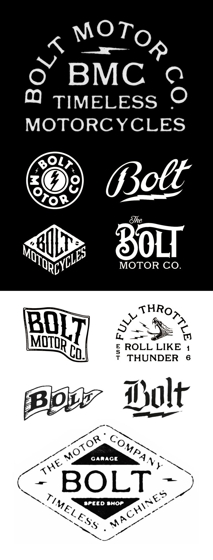 Logo, lettering and print designs compilation of commissionedand some self initiated projectsselected from 2015-2016 period.