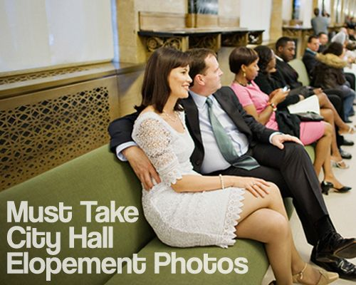 Must Take City Hall Elopement Photos. Good advice in keeping your wedding cheap. St Louis City Hall has a beautiful rotundra that is exceptional for pictures.