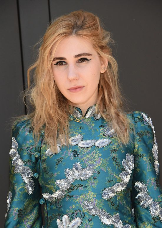 Zosia Mamet at the Marc Jacobs Fall 2017 Fashion Show (III)