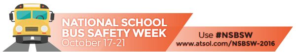 For #NSBSW, use this email signature to show your support and spread the message of school bus safety!