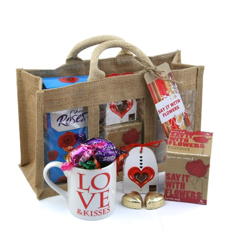 Say It With Flowers - read all about the fantastic 'Grow Me' flowers kit included in this luxurious jute bag at our blog... http://smartgiftsolutions.blogspot.co.uk/2012/04/grow-your-own-flowers-this-summer.html