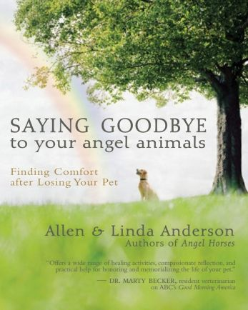 SAYING GOODBYE TO YOUR ANGEL ANIMALS -- FINDING COMFORT AFTER LOSING YOUR PET    PET LOSS