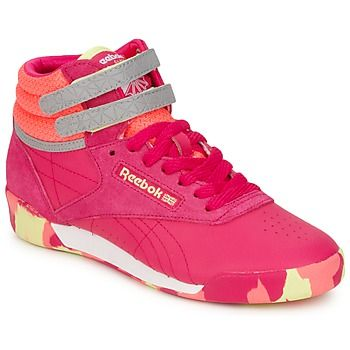 Stylish and comfortable Reebok trainers