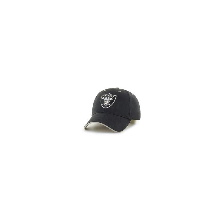 NFL Oakland Raiders Youth Money Baseball Hat, Boy's