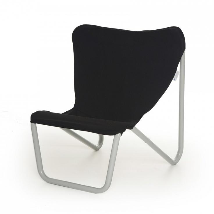 Lekker buiten zitten in deze relaxstoel: Lekker Buiten, Deze Relaxstoel, Buiten Zitten