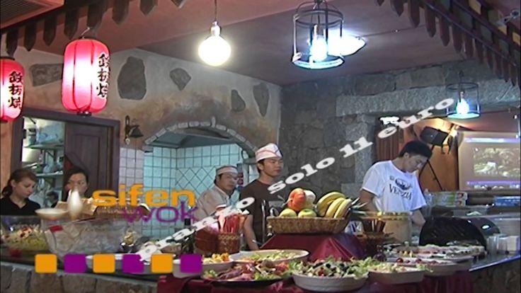 Sifen Wok, cucina asiatica ad Olbia. Viale Aldo Moro, palazzo Due Torri