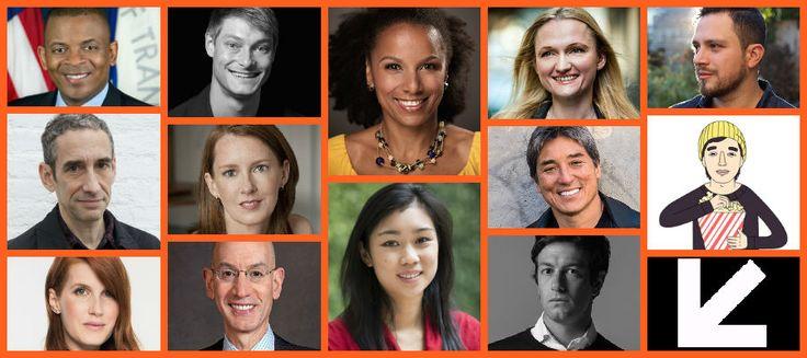 SXSW: THIRTEEN INSPIRING FEATURED SPEAKERS CONFIRMED FOR SXSW INTERACTIVE 2016