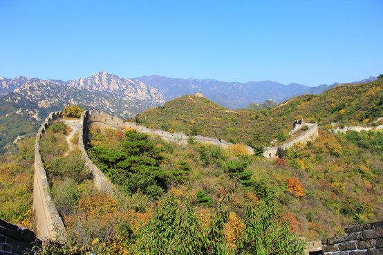 8 quick facts about huanghuacheng great wall great wall on great wall of china huanghuacheng id=25240