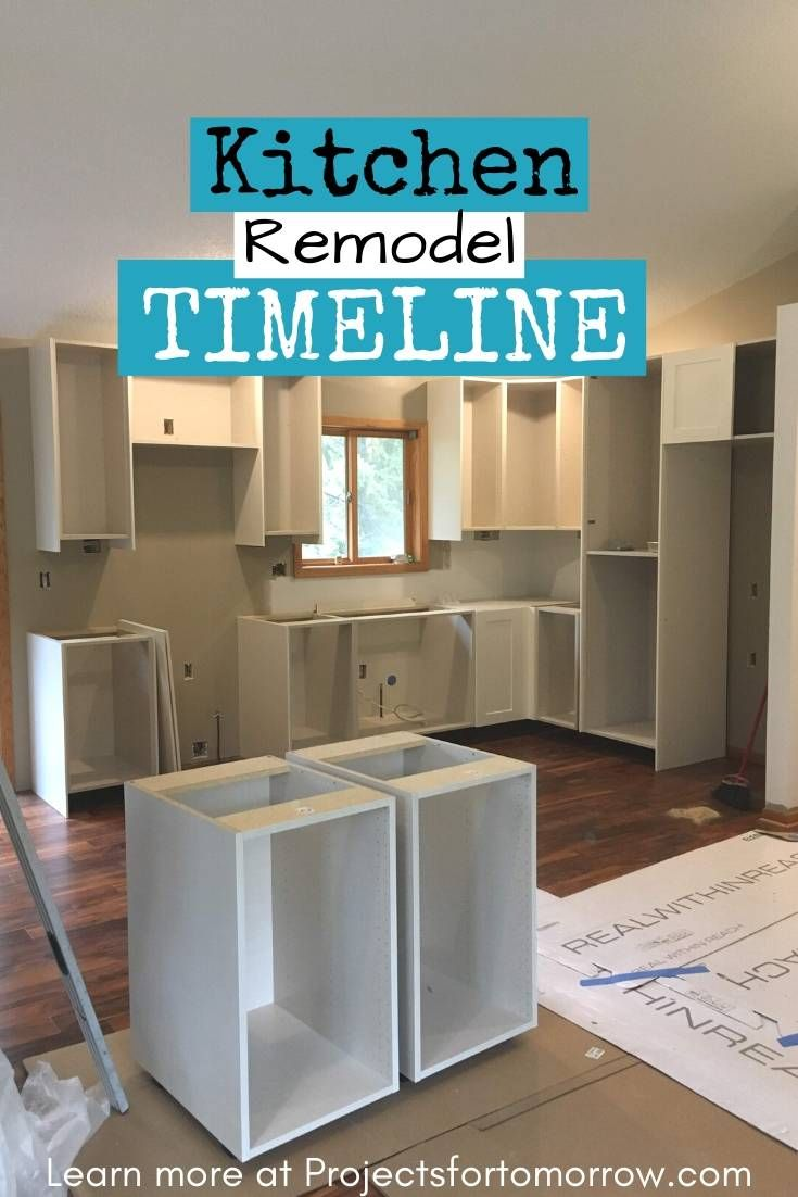 How Long Does It Take To Renovate Kitchen