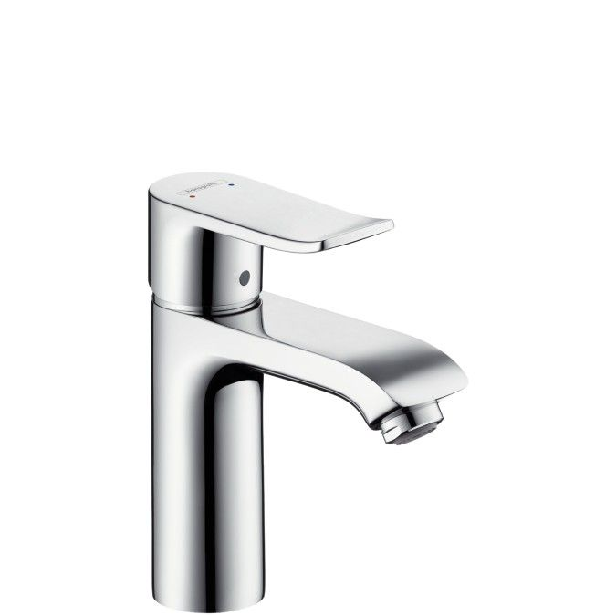 Hansgrohe Metris   Single Lever Basin Mixer 110 without waste set DN 15  31084000. 50 best Hansgrohe   Bathroom images on Pinterest   Bathroom taps
