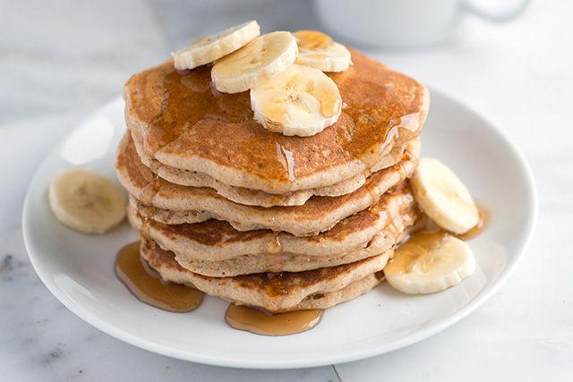 Ecco la ricetta dei pancake integraliper una colazione sana, gustosa e sfiziosa!