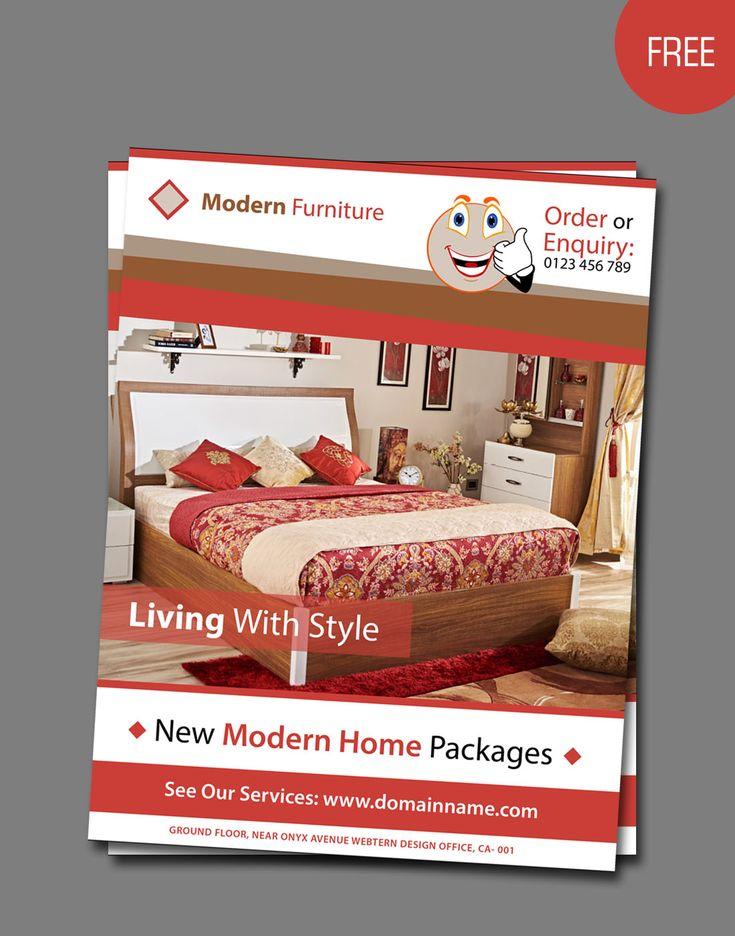 The 25+ best Furniture brochure ideas on Pinterest Direct mail - interior design brochure template
