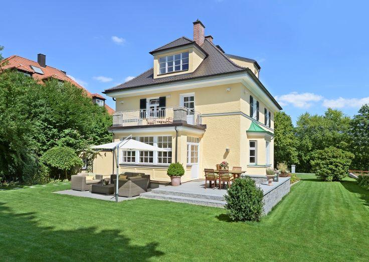 Kaffeemühlenhaus in begehrter Lage - Quartier Acht - Exklusive Immobilien München Grünwald