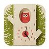 BIRD ALARM CLOCK | Alarm Clock, Animal, Birdcalls, Nature, Silhouette, Contemporary Design | UncommonGoods