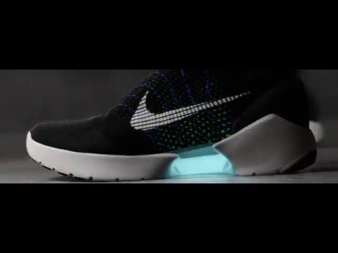 Nike Hyper Adapt 1.0 - YouTube