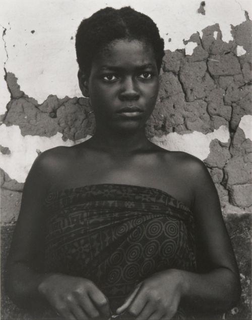 afe negble, asenema, ghana, 1964 • paul strand