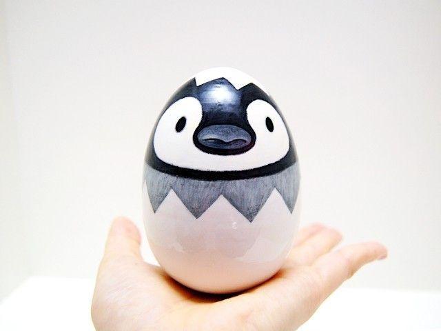 Penguin Nevaljashka Doll