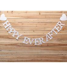 Господин Госпожа Сердце Любовь Свадьба Бантинг Бумаги Photo Booth Реквизит…