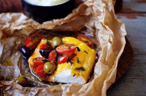 Kóstold meg a Tesco Finest* koktélparadicsomos, olívás falatkáit és kezdd új ízekkel a napot! :) #tesco #tescofinest #finest #paradicsom #oliva #reggeli #recept