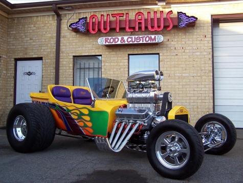outlaws street rod: Street Rods, Cars Cars Cars, Custom Street, Custom Paintings, Cars Sonny, Custom Hot, Hot Rods, Hotrods, Cars Trucks