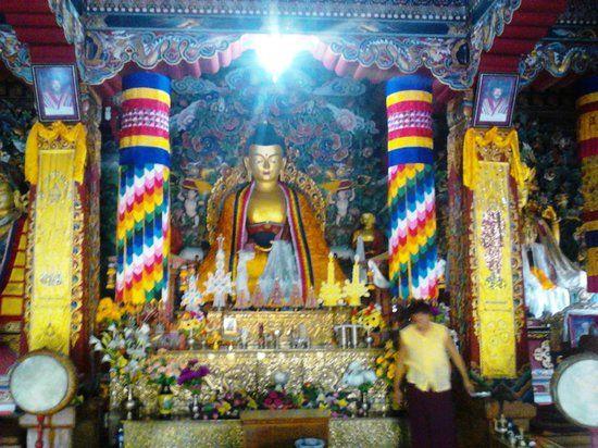 Royal Bhutan Monastery (Bodh Gaya, India): Address, Religious Site ...