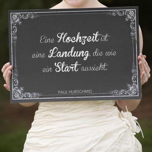 Hochzeitszitate: Inspiration für Glückwuschkarten, Hochzeitreden & Co…