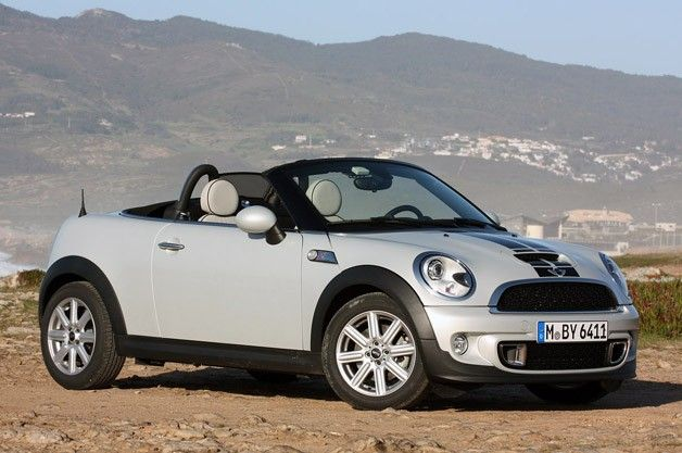 Attractive New Roadster Prepares To Cannibalize ConvertibleFor a brand that's only about 11 years old (since its modern rebirth, anyway), Mini is doing
