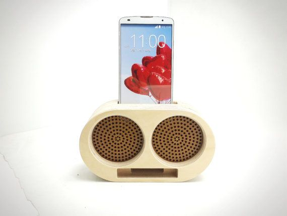 Hey, I found this really awesome Etsy listing at https://www.etsy.com/listing/456278862/wood-speaker