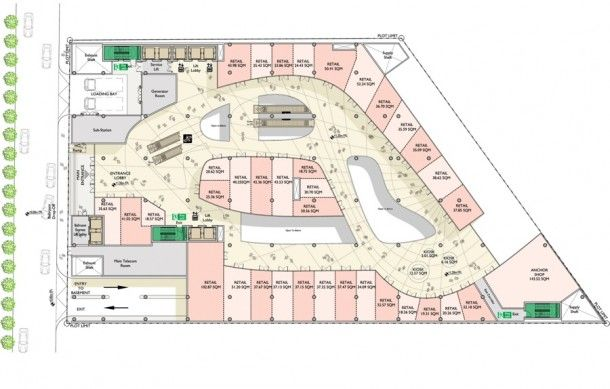 parmis shopping mall floor plan shopping mall pinterest parks shopping mall and architecture
