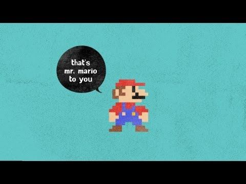 Awesome Ted site that lets you create lessons around educational YouTube videos.   A brief history of video games (Part I) - Safwat Saleem