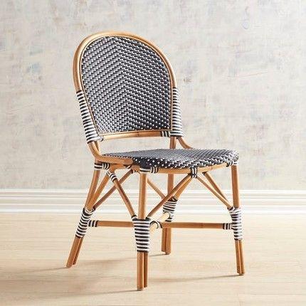 Wednesday Wishlist: Coastal Dining Chairs