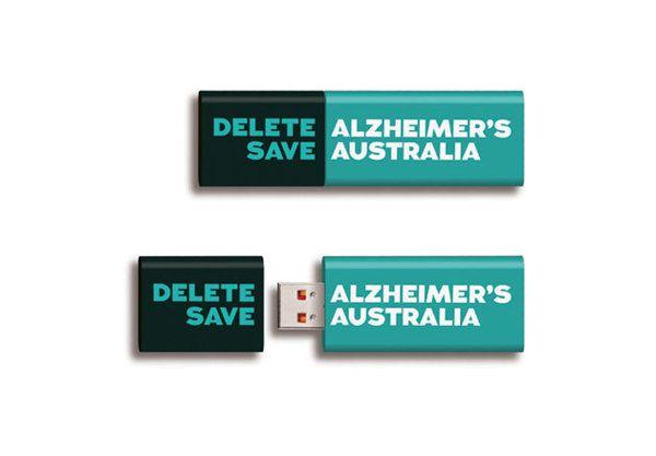 Alzheimer's Australia on Behance