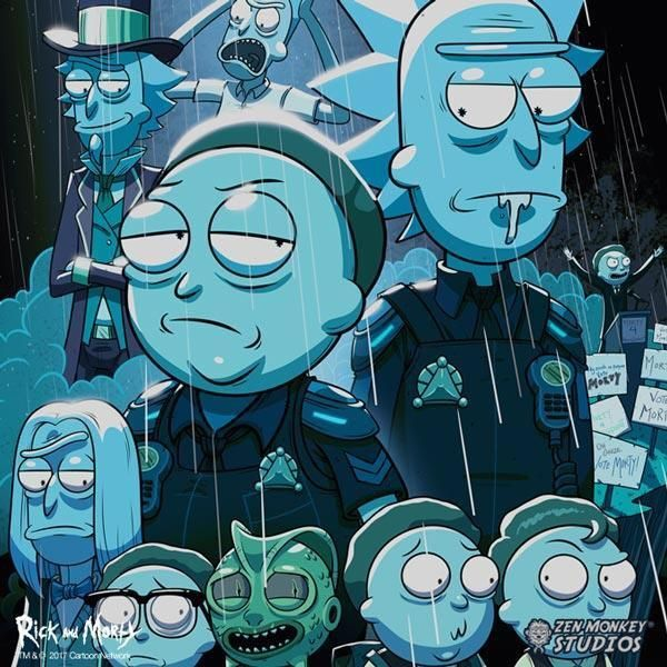 Life Isn T Always About Happy Wafers And Ricks Doing Something