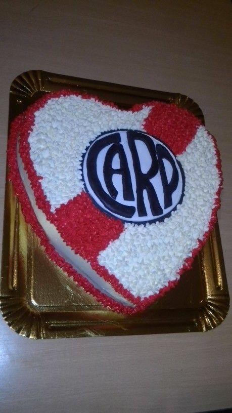 Torta De River Plate Mis Tortas