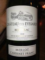Des Eyssards Bergerac Merlot Cabernet Franc 2010 #wine #red #enjoy #drink #merlot #france