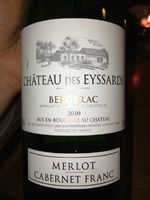 Des Eyssards Bergerac Merlot Cabernet Franc 2010 #wine #red #enjoy #drink #merlot #france