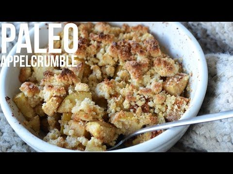 Video: Paleo appelcrumble - OhMyFoodness