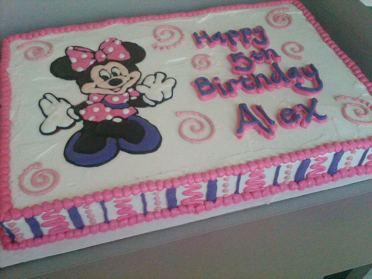 minnie mouse sheet cake search cake designs minnie mouse sheet
