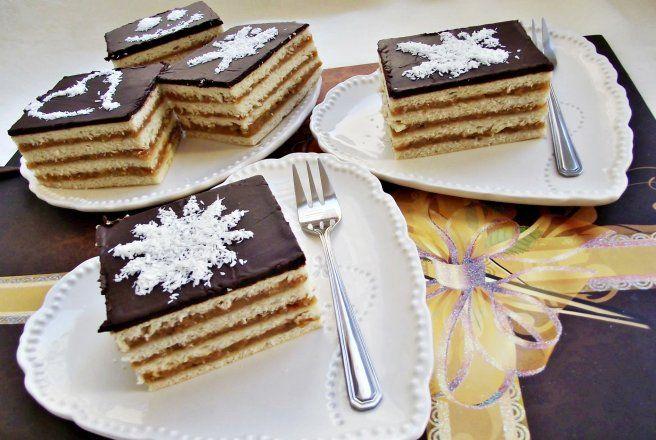 Retete Culinare - Prajitura Caramel