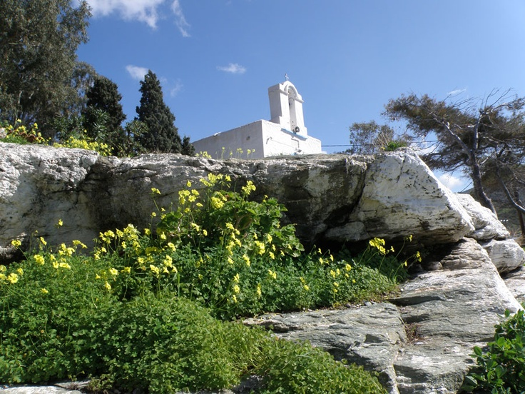 urbantraveltales #spring #greekisland #kea #greekchurch