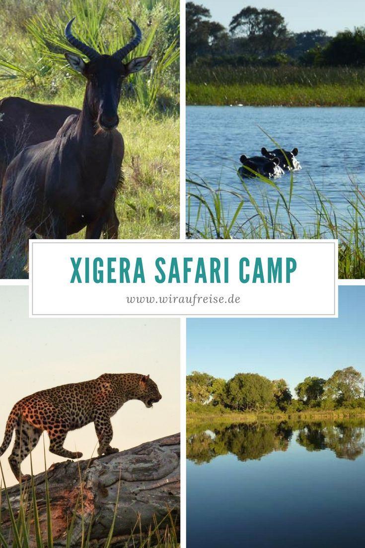Inmitten des Okavango Delta, im Moremi Wildlife Reserve, liegt die Xigera Safari Lodge. Die Wasserwelt bietet beeindruckende Landschaften und eine atemberaubende Artenvielfalt.