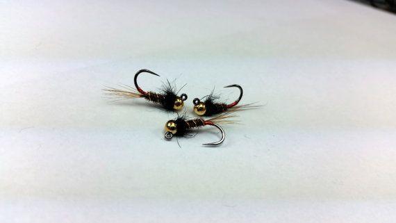 Lures Fishing Pheasant Nymph JIG Tungsten by FlyFishingFliesShop