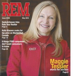 #MaggieTessier was interviewed about her business, successes and learning experiences in #ottawa #realestate by remonline