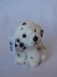 Dalmatian puppy dog plush stuffed animal soft toy. sitting  Dalmatian puppy dog plush stuffed animal soft toy. sitting. http://www.sammler-und-hobbyshop.eu/Dalmatian-puppy-dog-plush-stuffed-animal-soft-toy-15-cm-sitting