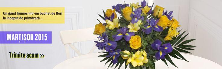 Martisoare florale