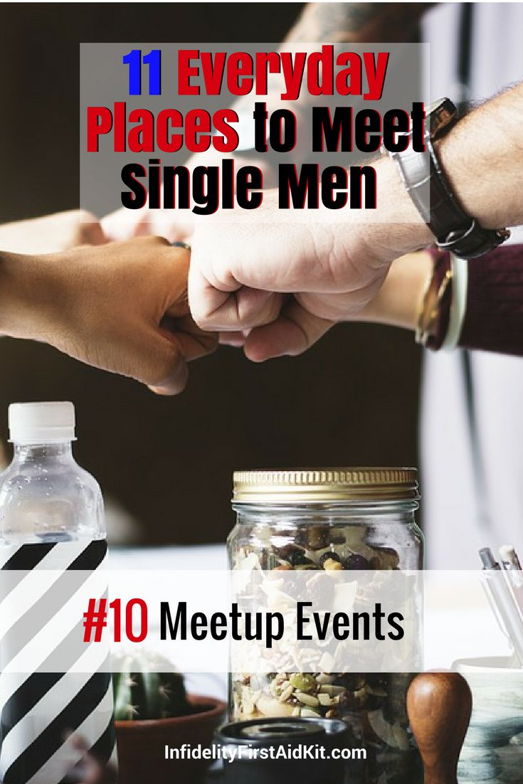 Best Places To Meet Single Men Over 40