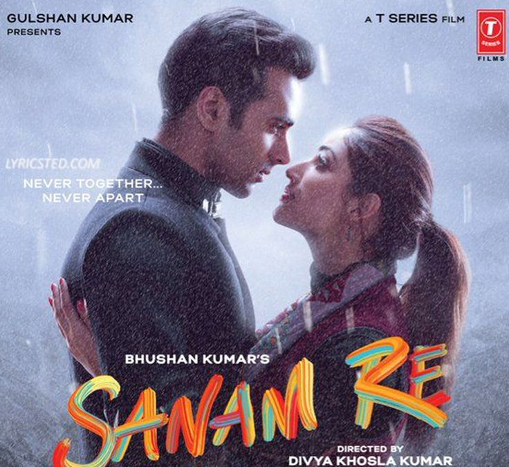 Sanam Re Lyrics by Arijit Singh: This title song of Sanam Re film stars Pulkit Samrat, Yami Gautam http://www.lyricsted.com/sanam-re-lyrics-arijit-singh/