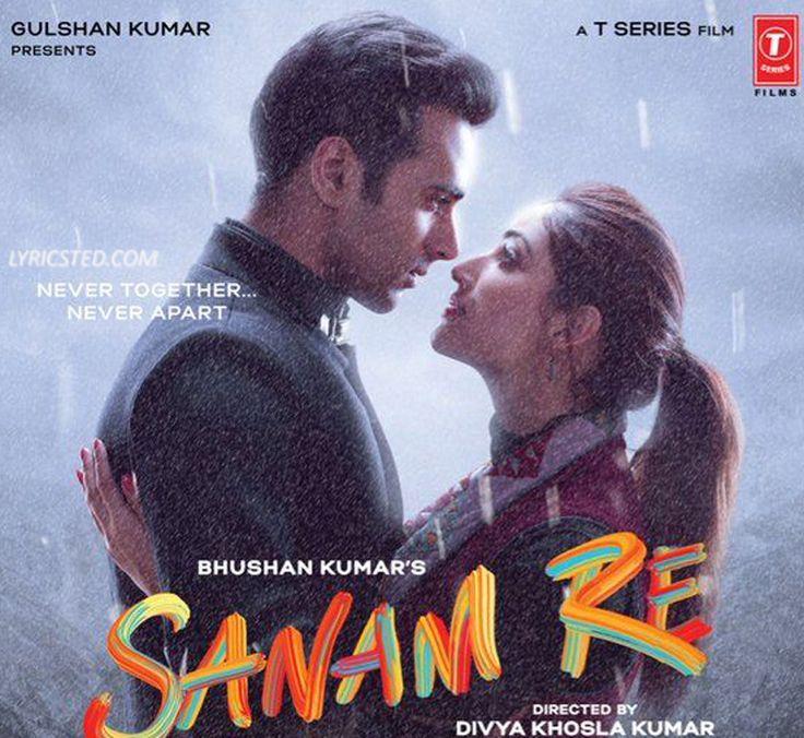 Sanam Re Lyrics by Arijit Singh: This title song of Sanam Re film stars Pulkit Samrat, Yami Gautam http://www.lyricsted.com/sanam-re-lyrics-arijit-singh/