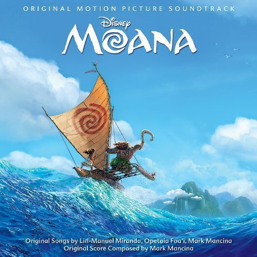 Moana [Original Motion Picture Soundtrack] [CD]